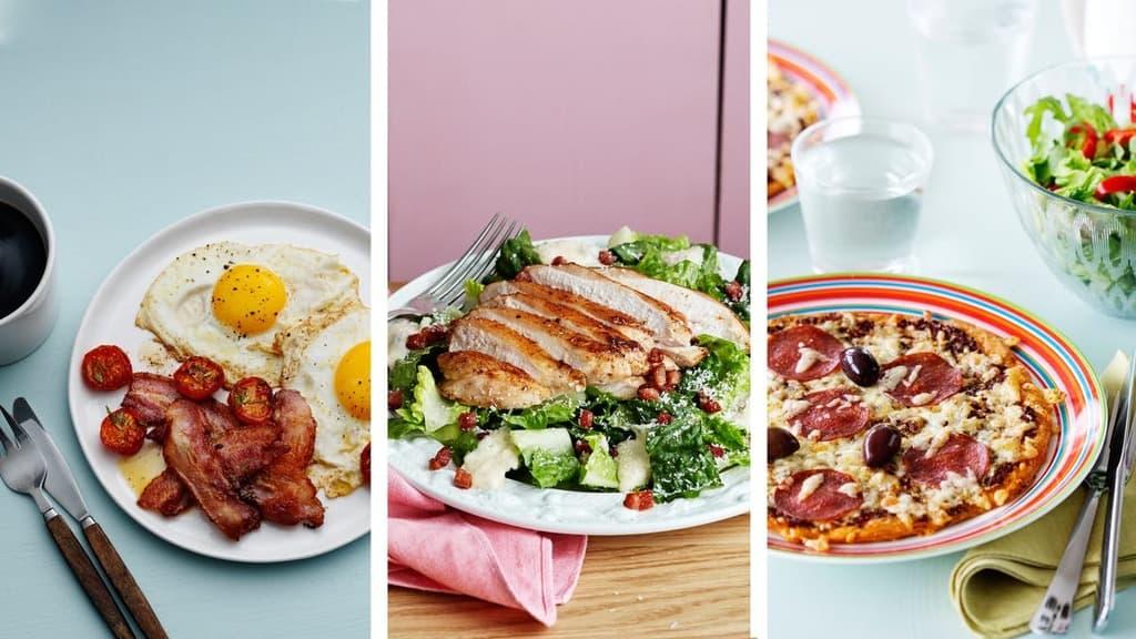 dieta 1000 kcal wegetariańska jadłospis